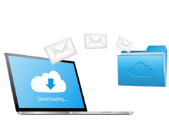 email in the cloud