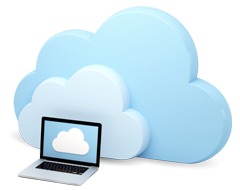 cloud-hosted laptop